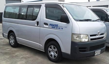 Auckland Minibus Rentals Car Hire